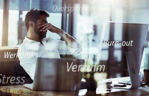 stress op de werkvloer